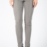 Ready, Set Jean - Charcoal Grey