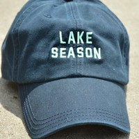 Lake Season Cap