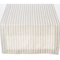 Iris Misto Lino Runner, Natural, Table Runners