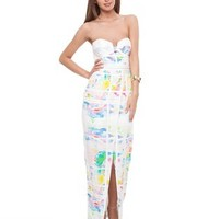 Pop Floral Maxi Dress by Suboo Online | THE ICONIC | Australia