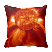 Sun Blast Pillows