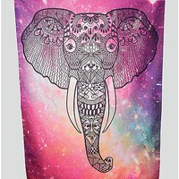 Galaxy Elephant Festival Blanket - Spencer's