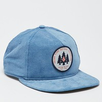 Volcom Reservation 9 Fifty Snapback Hat - Mens Backpack - Blue - One