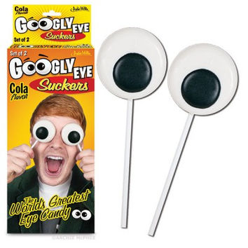 Googley Eye Suckers