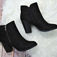 City Streets Boots - Black
