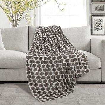Plaid Soft Warm Blankets Throw On Bed/Sofa/Plane throw blankets