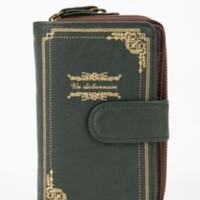 Carrot Storybook Wallet