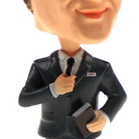 How I Met Your Mother Barney Stinson Bobblehead Figure Mini Kit