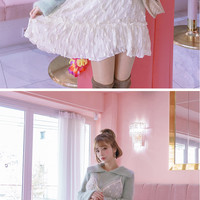 Wait For The Blooming Spring Dress