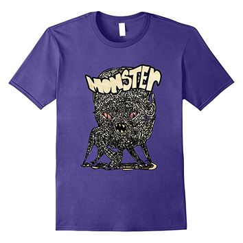 Science Fiction Monster TEE