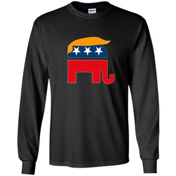GOP Donald trump Republican Elephant Shirt