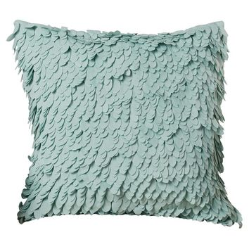 Tonnele Ruffle Throw Pillow