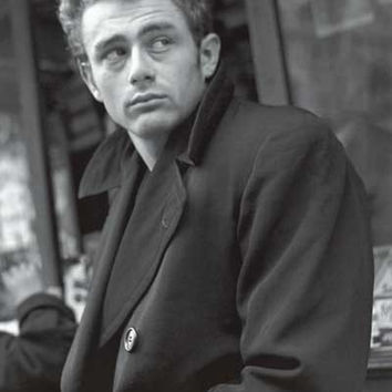 James Dean Quote Poster 24x36