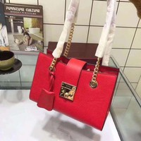 VONEGK Gucci 2018 new handbag in early spring