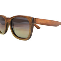 Be Fit - Bamboo Wood Sunglasses