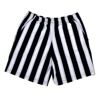Shorts - Vertical Stripe