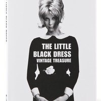 Books with Style The Little Black Dress: Vintage Treasure