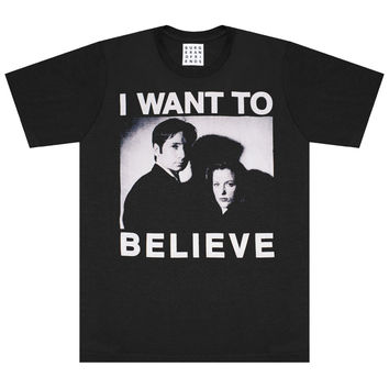 I WANT TO BELIEVE TEE