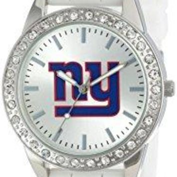 Game Time NFL Women's New York Giants Frost Series Watch