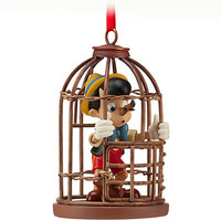 Disney Pinocchio Sketchbook Ornament | Disney Store
