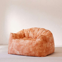 Rossanna Dye Pattern Soft Lounge Chair | Urban Outfitters