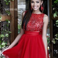 Sherri Hill Long Gown/Prom Dress