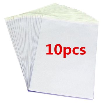 10 pcs Tattoo Thermal Stencil Transfer paper