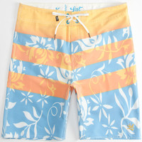 Lost Surfknot Mens Boardshorts Blue  In Sizes