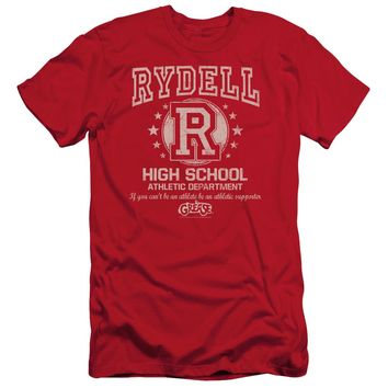 Grease - Rydell High Short Sleeve Adult 30/1