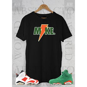 Air Jordan Be Like Mike Gatorade P2 Unisex T Shirt