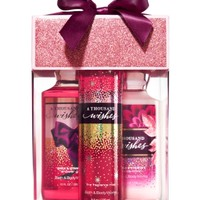 Dazzling Daily Trio Gift Set A Thousand Wishes