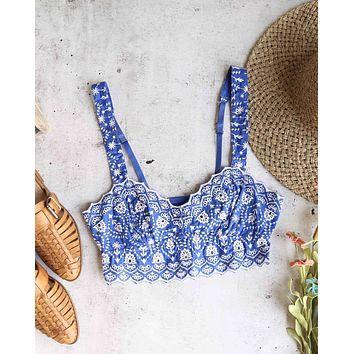 free people - ezra bralette top - more colors