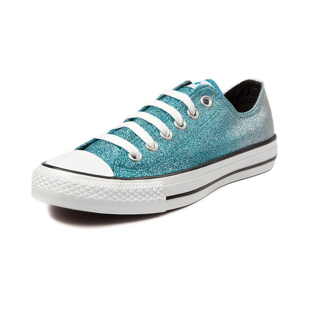 Converse All Star Lo Glitter Athletic from Journeys  2e65f7777b