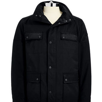 Strellson Zip and Snap Button Jacket