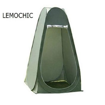 Two second Quick Automatic Opening outdoor camping tents waterproof beach  barraca hunting fishing Single gazebo