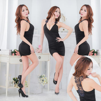 Hot Deal Cute Sexy On Sale Club Uniform Stylish Women's Fashion Exotic Lingerie [6596869187]