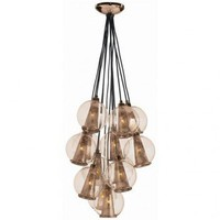 Jeffan Lamps Riviera Floor Lamp in White - LM-2236A-WH Size: - Ceiling Lights - Lighting