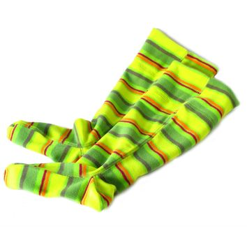 Polar Feet® Fleece Boot Liners - Limeade
