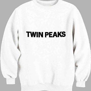 Twin Peaks Art Sweater for Mens Sweater and Womens Sweater *