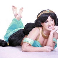 Princess Jasmine Costume Wig - A True Enchantment Original disney halloween