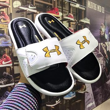 Boys & Men Under Armour Fashion Casual Slipper Shoes