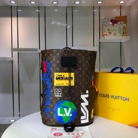 Kuyou Lv Louis Vuitton Fashion Women Men Gb29611 M44616 Bags All Collections Chalk Backpack 31.0*42.0*21.0 Cm