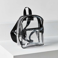 Transparent Mini Backpack - Urban Outfitters