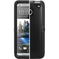 OtterBox Defender Series Case & Holster for HTC One M7 Black