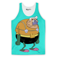 The Original Mermaid Man Tank Top