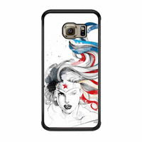 Wonder Women Samsung Galaxy S6 Edge Case