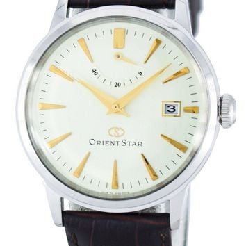 Orient Star Classic Automatic Power Reserve SAF02005S0 Men's Watch