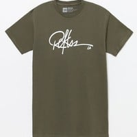 Young and Reckless Signature Olive T-Shirt at PacSun.com