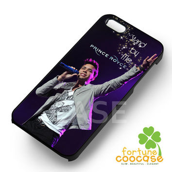 Prince Royce Stand by me - zzFzz for  iPhone 6S case, iPhone 5s case, iPhone 6 case, iPhone 4S, Samsung S6 Edge