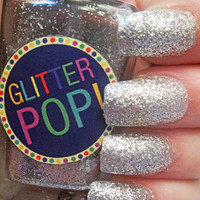 Glitter Nail Polish - Shine Bright Like a Diamond Glitter Nail Polish